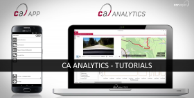 CA ANALYTICS - Tutorials