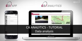 CAR ASYST ANALYTICS TUTORIAL - Data analysis