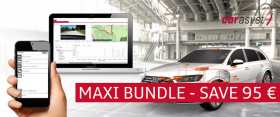 CAR ASYST MAXI BUNDLE - SAVE 95 Euro