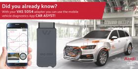 CAR ASYST with VAS 5054