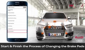 CAR ASYST Changing Brake Pads